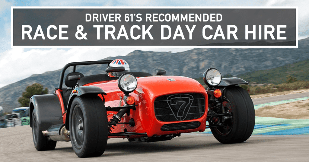 Track Day Car Hire: Arrive and Drive at Your Favourite Circuit ...