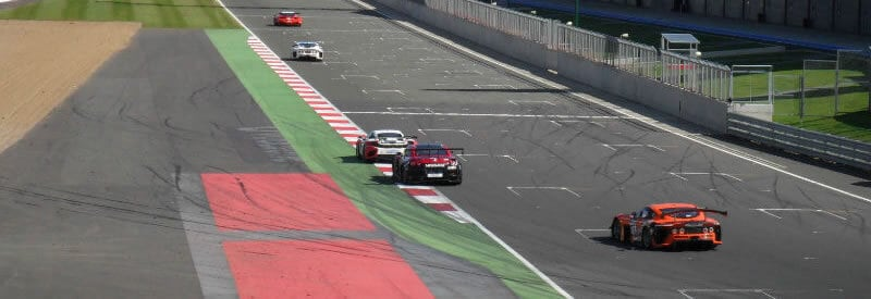 Silverstone Run Off