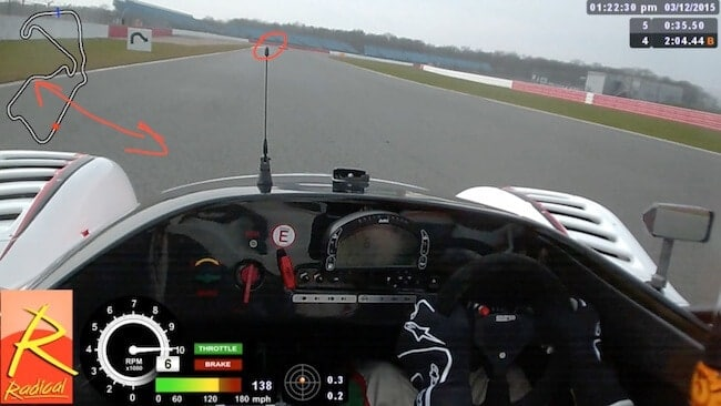 Stowe Corner - Silverstone Track Guide Guide 1