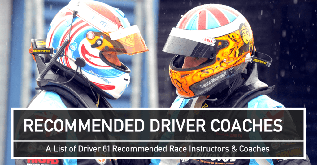 Racing Driver Coaching & Tuition: Instructors List - Driver 61
