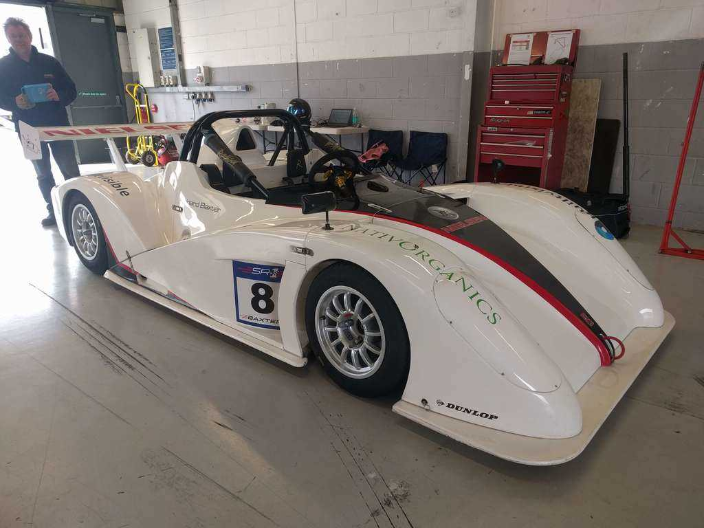 Our Radical SR1 Testing at Silverstone National
