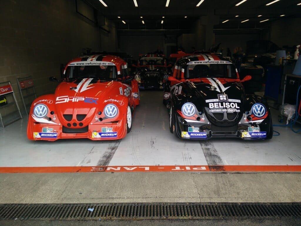 kartworld funcup Spa francorchamps