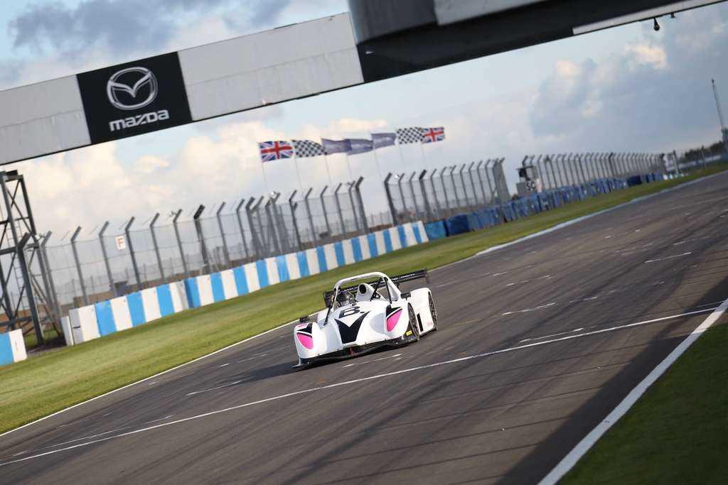 The Radical Challenge: Getting Started in a Radical SR3 RSX