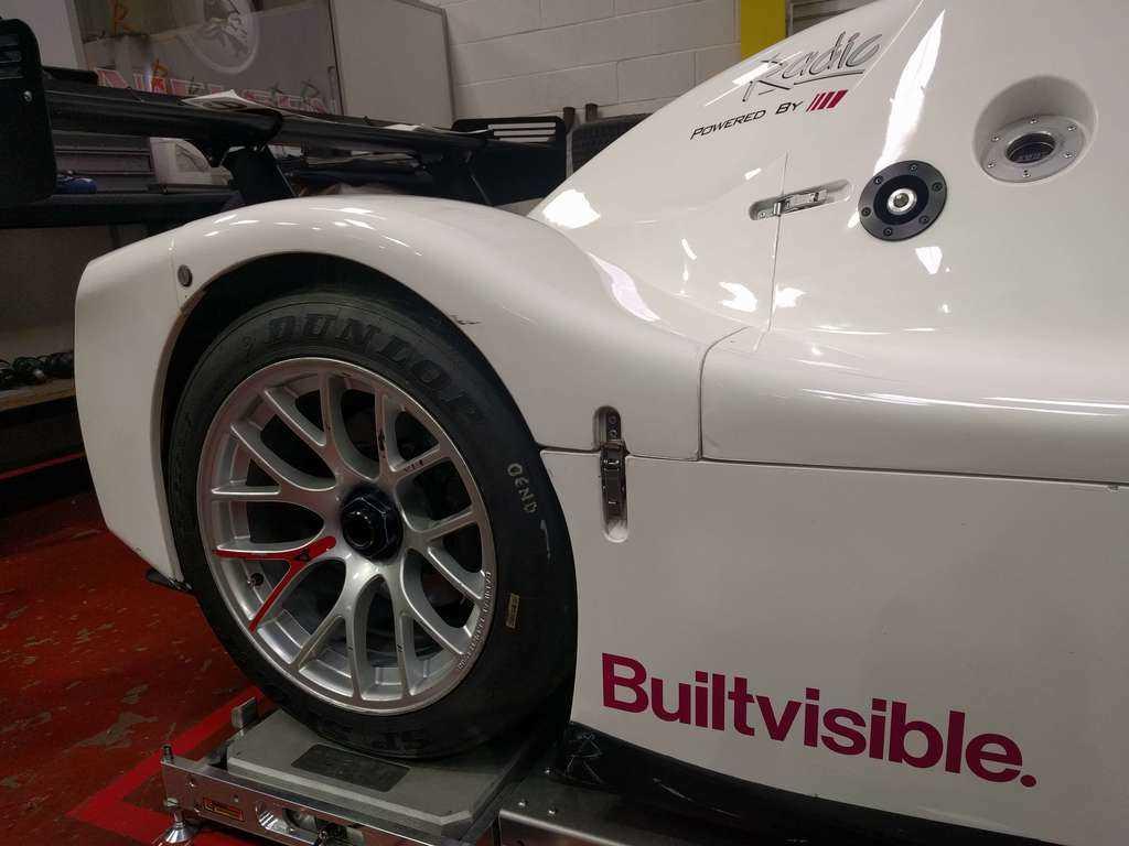 Radical RSX Tyres