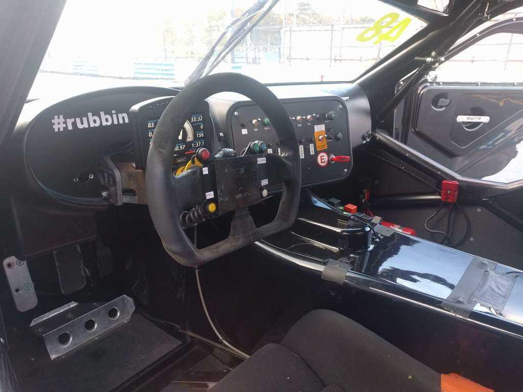 Dash - Ginetta G55