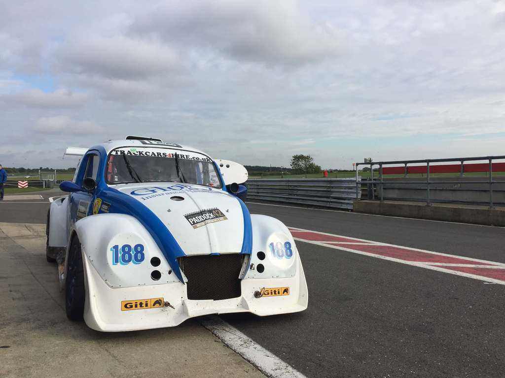 Track Test: Funcup Evo 1 at Snetterton 300