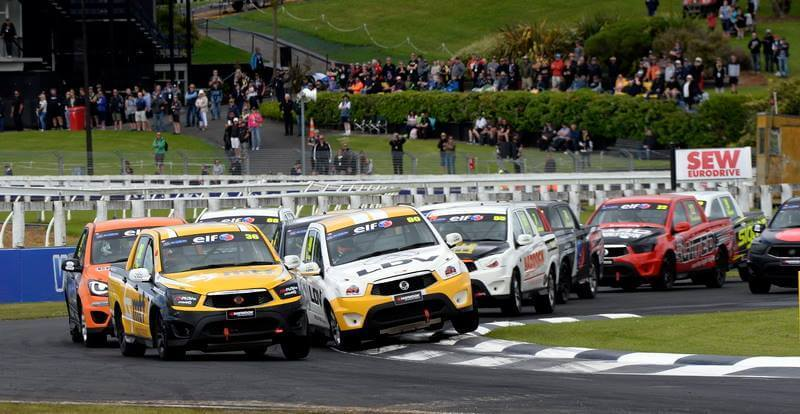 track action in New Zealand