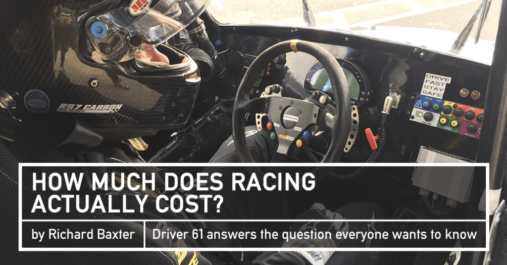 6a6d4656900e40 Time to Talk Budget: How Much Does Racing Actually Cost? - Driver 61