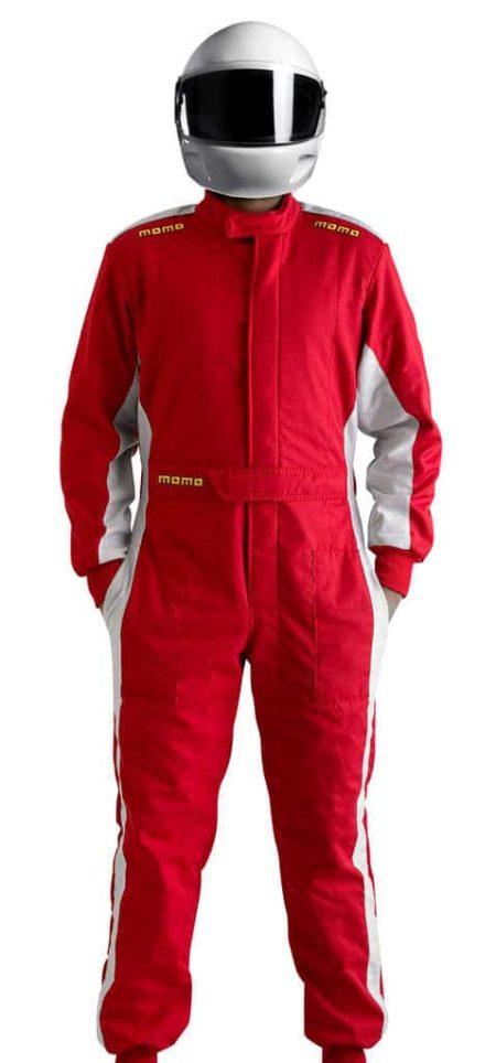 MOMO Rookie Fireproof Race Suit