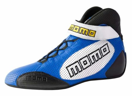 MOMO GT Pro Boots in Blue