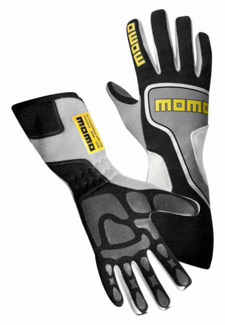 MOMO Xtreme Pro Gloves in Grey