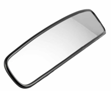 "Racing 13"" Wide Angle Rear View Mirror - Universal Race Car Mirror Only"