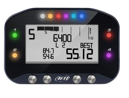 AIM G-Dash Display