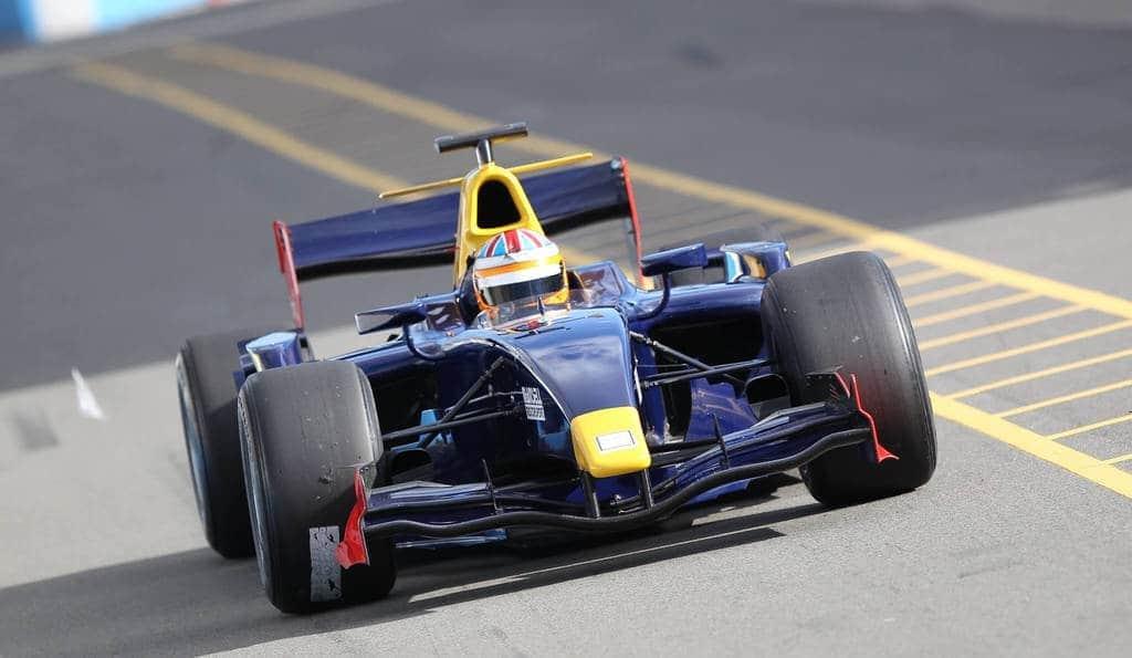 Track Test: GP2 Shakedown