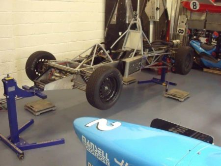 Race Car Lifts F Ford