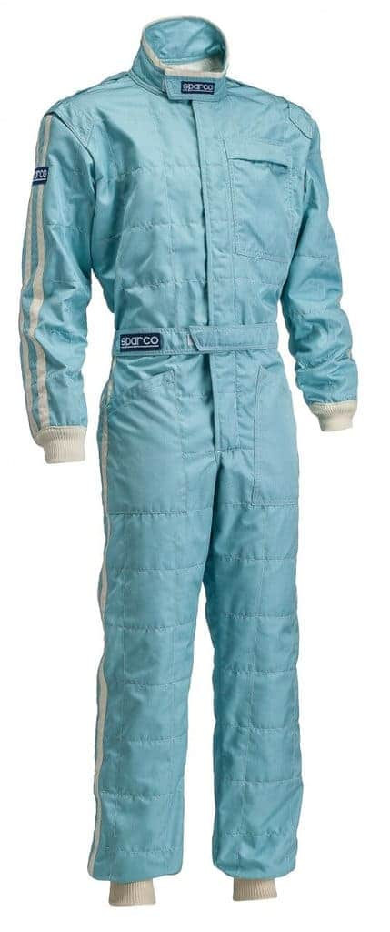 Sparco Classic Race Suit in Blue