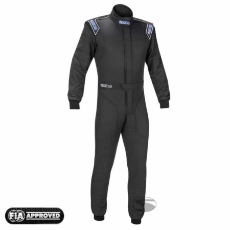 Sparco Sprint RS-2 Race Suit in Black
