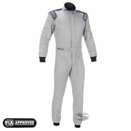 Sparco Sprint RS-2 Race Suit in Grey