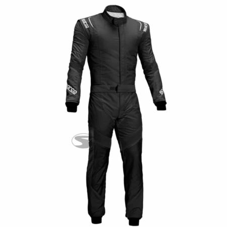 Sparco X-Light RS-7 Race Suit in Black