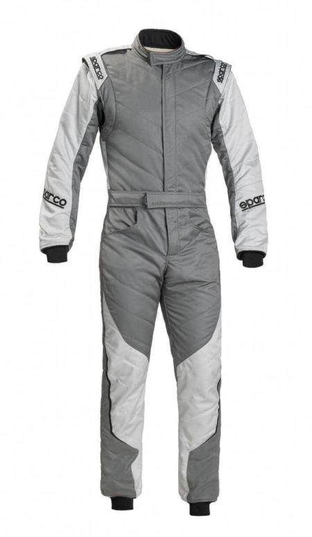 Sparco Energy RS-5 Race Suit in Grey