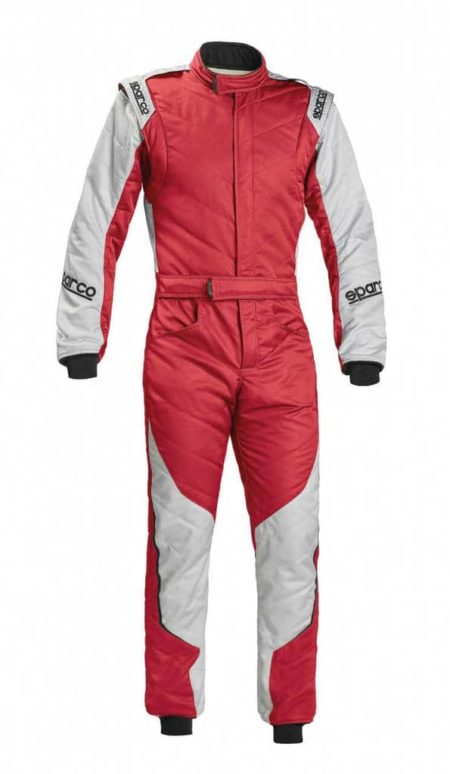 Sparco Energy RS-5 Race Suit in Red