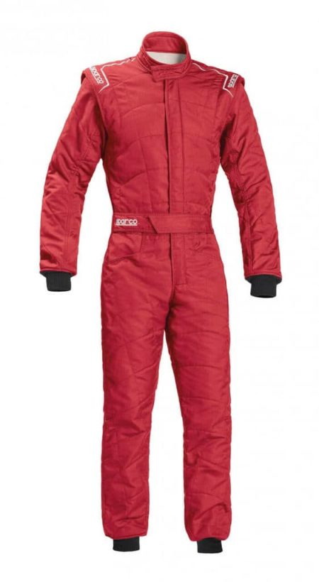 Sparco Sprint RS-2.1 Race Suit in Red