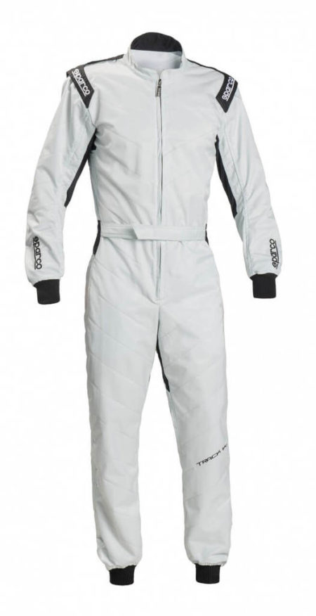 Sparco Track KS-1 Kart Suit in White