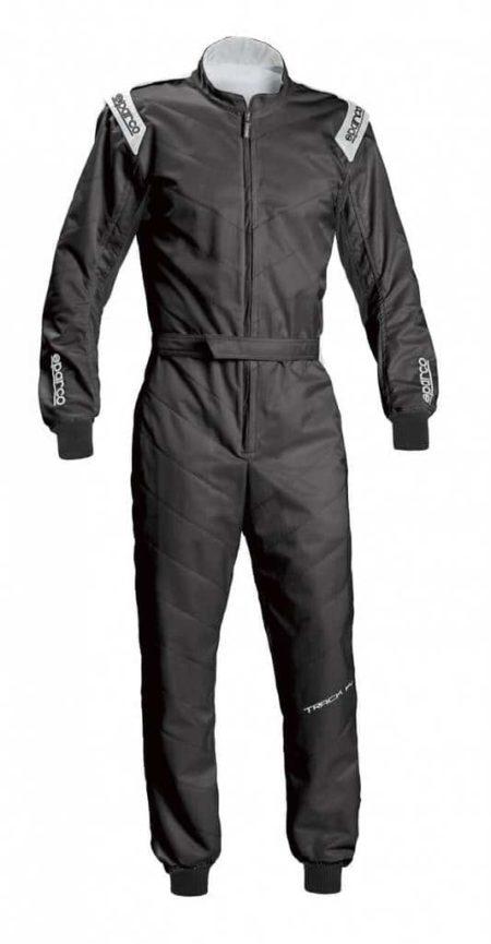 Sparco Track KS-1 Kart Suit in Black