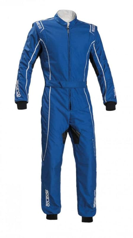 Sparco Groove KS-3 Kart Suit in Blue