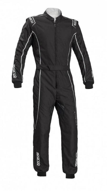 Sparco Groove KS-3 Kart Suit in Black