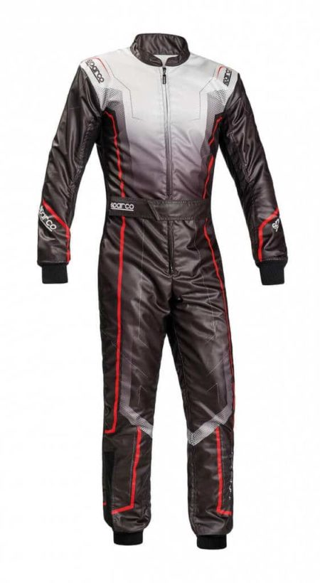 Sparco Prime KS-10 Kart Suit in Black