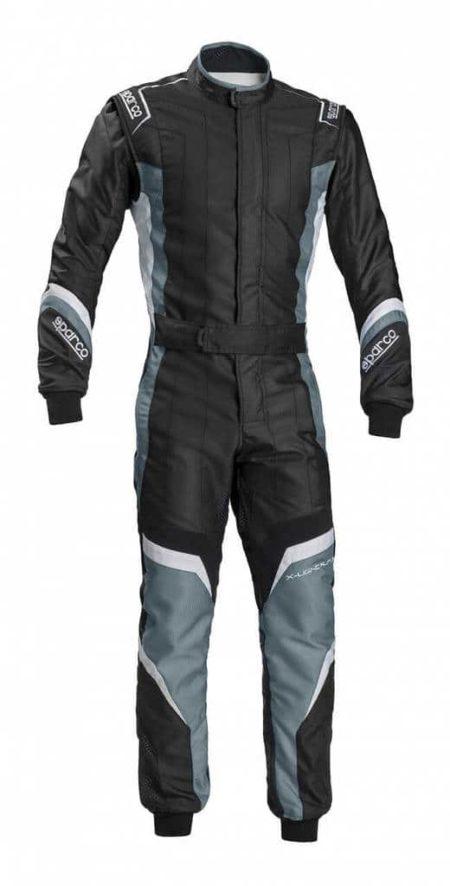 Sparco X-Light KS-7 Kart Suit in Black