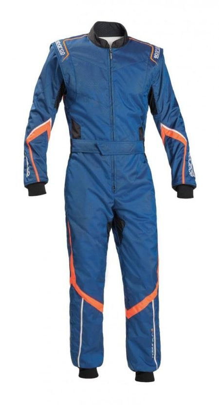Sparco Robur KS-5 Kart Suit in Blue