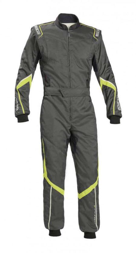 Sparco Robur KS-5 Kart Suit in Grey