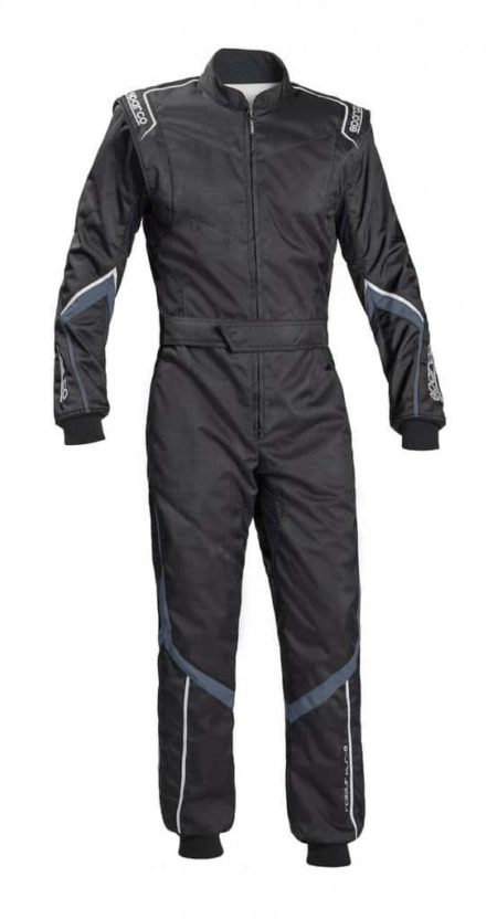 Sparco Robur KS-5 Kart Suit in Black