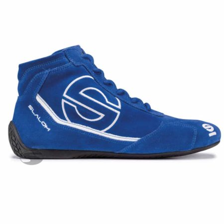 Sparco Slalom RB-3 Race Boots in Blue