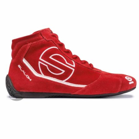 Sparco Slalom RB-3 Race Boots in Red