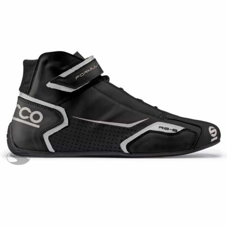 Sparco Formula RB-8 Race Boots in Black