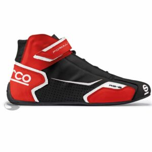 Sparco Formula RB-8 Race in Red & Black thumbnail