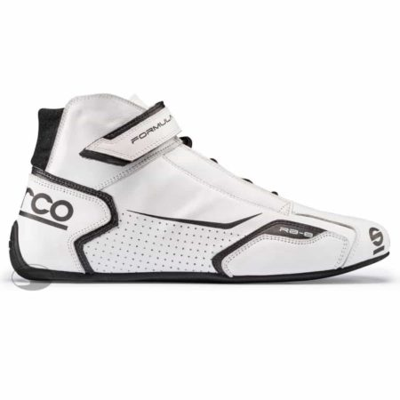 Sparco Formula RB-8 Race Boots in White