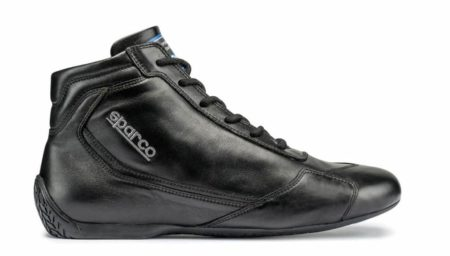 Sparco Slalom RB-3 Classic Race Boots in Black