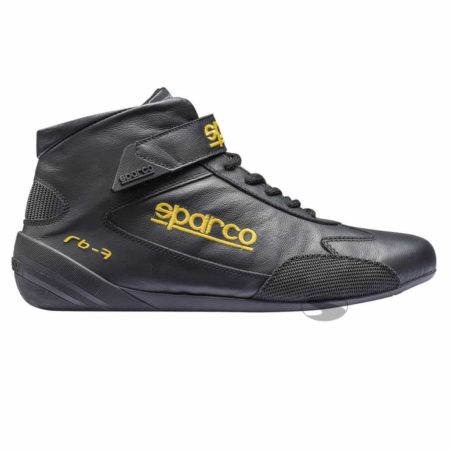 Sparco Cross RB-7 Race Boots in White