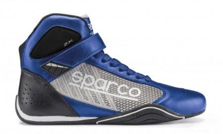 Sparco Omega KB-6 Kart Boots in Blue
