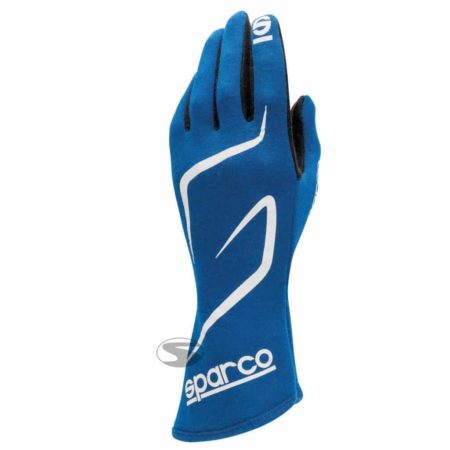 Sparco Land RG-3.1 Race Gloves in Blue