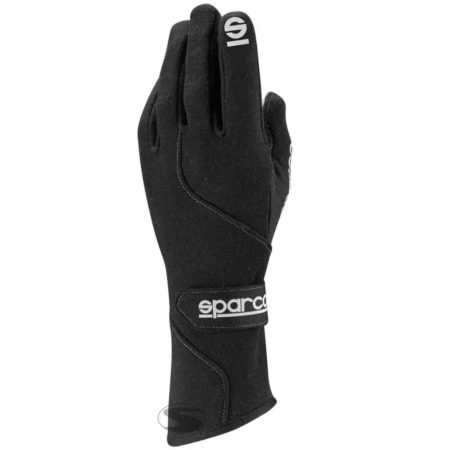 Sparco Force RG-5 Race Gloves in Black
