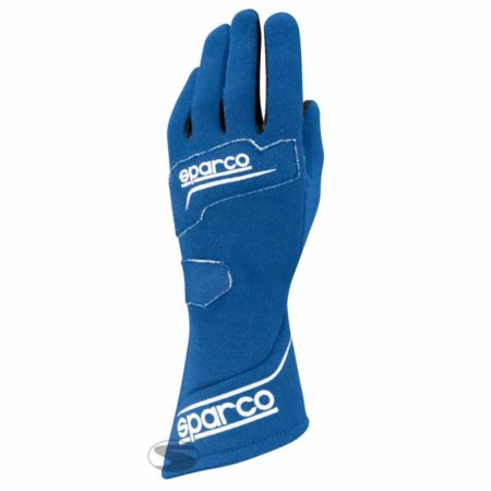 Sparco Force RG-5 Race Gloves in Blue