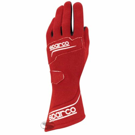 Sparco Force RG-5 Race Gloves in Red