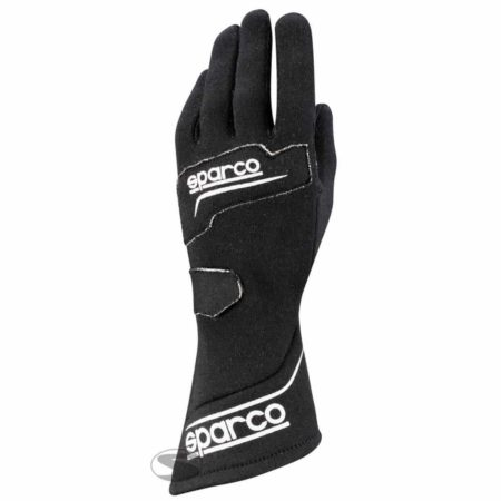 Sparco Rocket RG-4 Race Gloves in Black