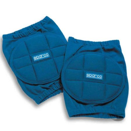 Sparco Nomex Knee Pads in Blue
