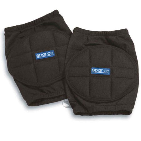 Sparco Nomex Knee Pads in Black